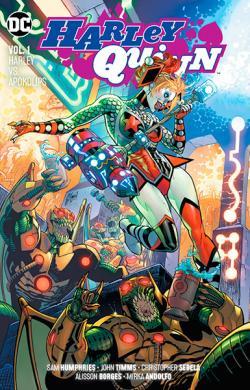 Harley Quinn Vol 1: Harley vs Apokolips