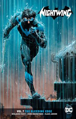 Nightwing Vol 7: The Bleeding Edge
