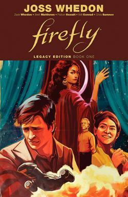 Firefly Legacy Edition Vol 1