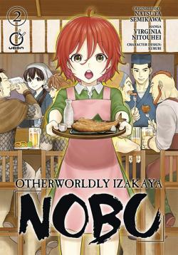 Otherworldly Izakaya Nobu Vol 2