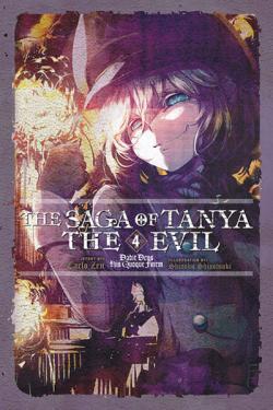 Saga of Tanya Evil Light Novel Vol 4