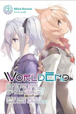Worldend Light Novel 2