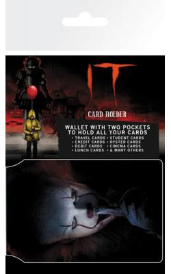 Pennywise Card Holder