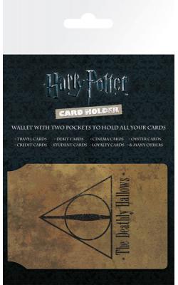 Deathly Hallows Card Holder