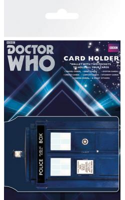 Tardis Card Holder