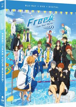 Free! Take Your Marks the Movie