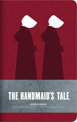 The Handmaid's Tale: Hardcover Ruled Journal