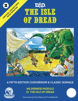 #2 The Isle of Dread