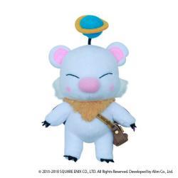 Final Fantasy Brave Exvius Moogle Plush with bag