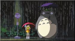 My Neighbor Totoro Wooden Wall Art