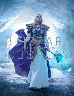 Blizzard Cosplay: Tips, Tricks and Hints