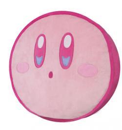 Kirby's Dream Land KIRBY MUTEKI! SUTEKI! Round Cushion
