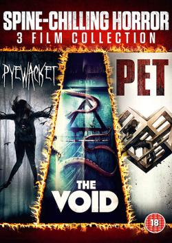 Spine Chilling Horror: 3 Film Collection