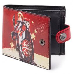 Fallout 4 Bifold Wallet Nuka Cola