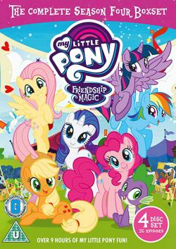 My Little Pony Friendship Is Magic, Season 4