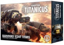Warhound Scout Titans