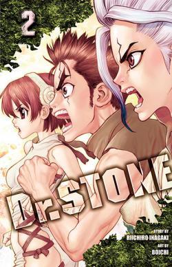 Dr Stone Vol 2