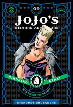 Jojo's Bizarre Adventure Stardust Crusaders Vol 9