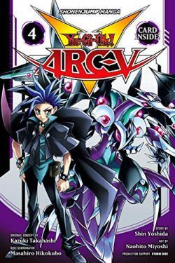 Yu-Gi-Oh Arc V Vol 4