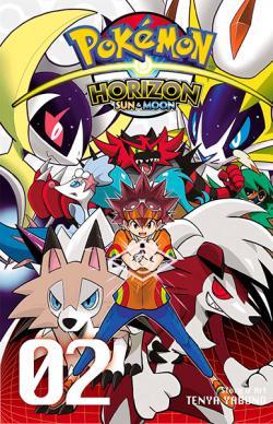 Pokemon Horizon Sun & Moon Vol 2