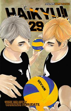 Haikyu Vol 29