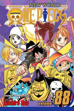 One Piece Vol 88