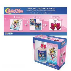 Sailor Moon Gift Box: Mug, Notebook & Keychain