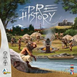 Prehistory - Board Game