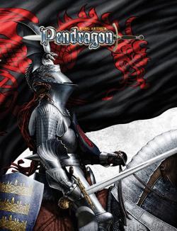 King Arthur Pendragon RPG Core Rulebook