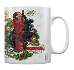 Deadpool Tis The Season Xmas Mug