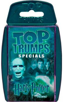 Harry Potter and the Order of the Phoenix Top Trumps Specials