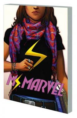 Ms Marvel Vol 1: No Normal