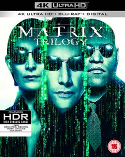 The Matrix Trilogy (4K Ultra HD+Blu-ray)