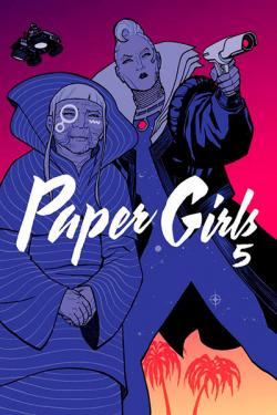 Paper Girls Vol 5