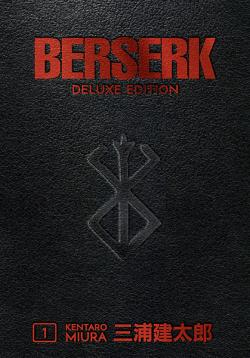 Berserk Deluxe Edition Vol 1