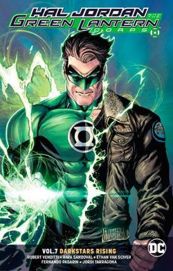 Hal Jordan and the Green Lantern Corps Vol 7