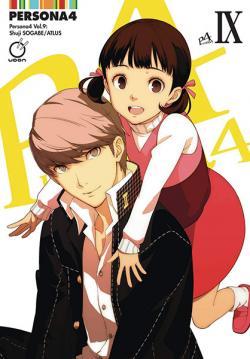Persona 4 Vol 9