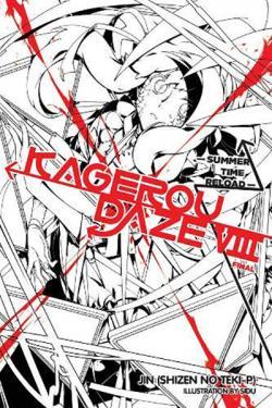 Kagerou Daze Light Novel 8