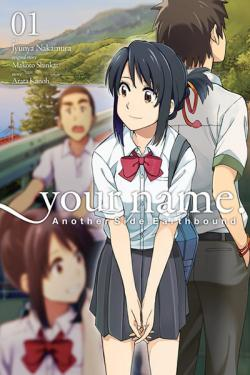 Your Name Another Side Earthbound Vol 1