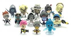 Overwatch Cute but Deadly Vinyl Mini Figures 7 cm Series 5