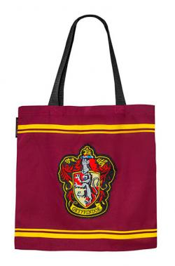 Harry Potter Tote Bag Gryffindor Purple