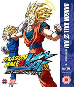 Dragonball Z Kai, The Final Chapters, Part 1