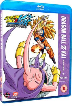 Dragonball Z Kai, The Final Chapters, Part 2