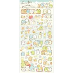 Sumikkogurashi Stickers: Making Plush Dolls