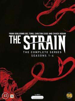 The Strain, Season 1-4, The Complete Series