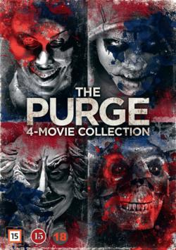 The Purge, 4-Movie Collection