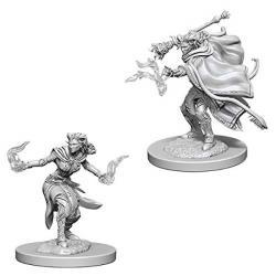 Tiefling Female Warlock