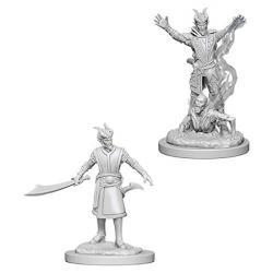 Tiefling Male Warlock