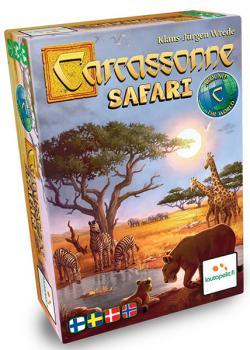 Carcassonne Safari (Skandinavisk)