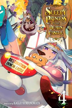 Sleepy Princess in the Demon Castle Vol 4